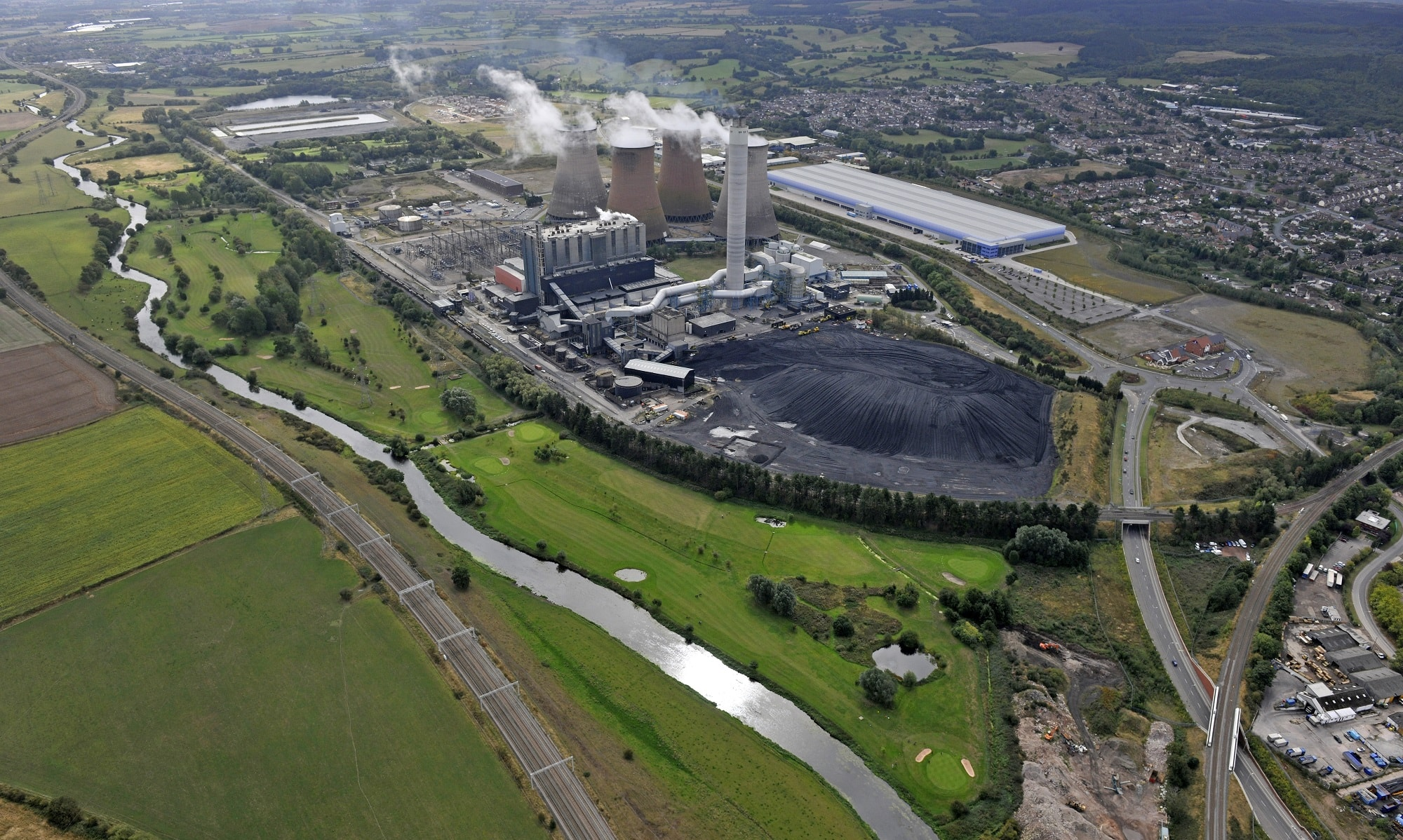 Rugeley Power Ltd